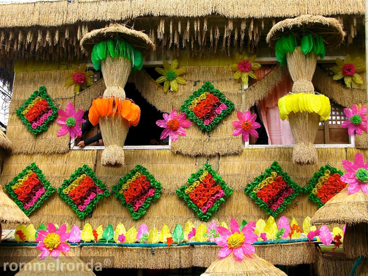 Pahiyas festival kiping