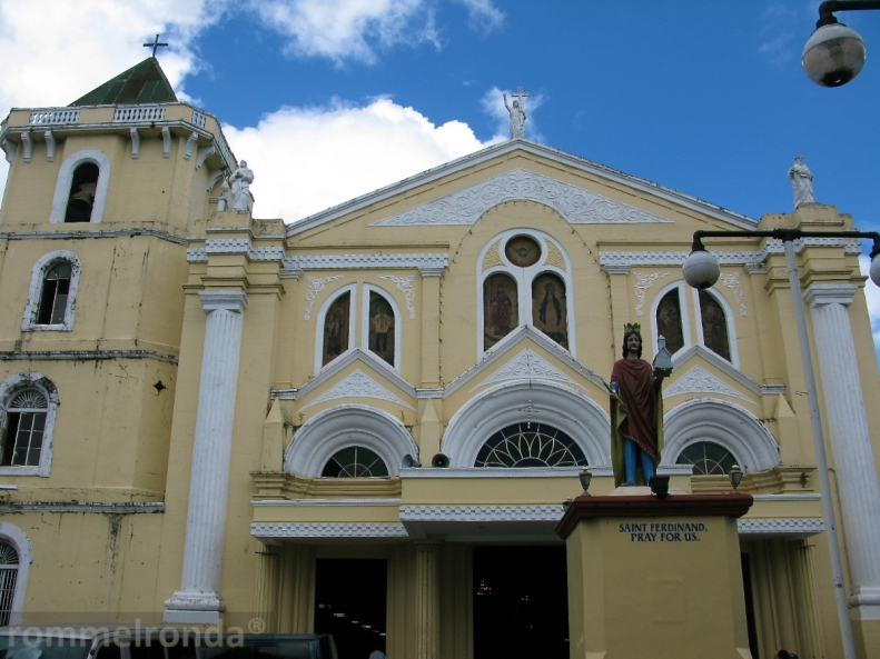 St. Ferdinand Cathedral in Lucena City
