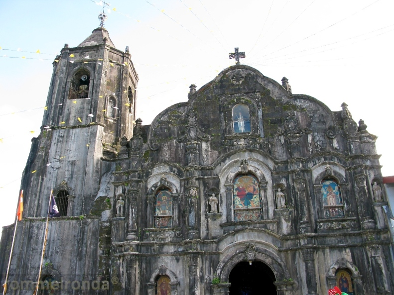 St. Louise Bishop Parish Church in Lucban Quezon