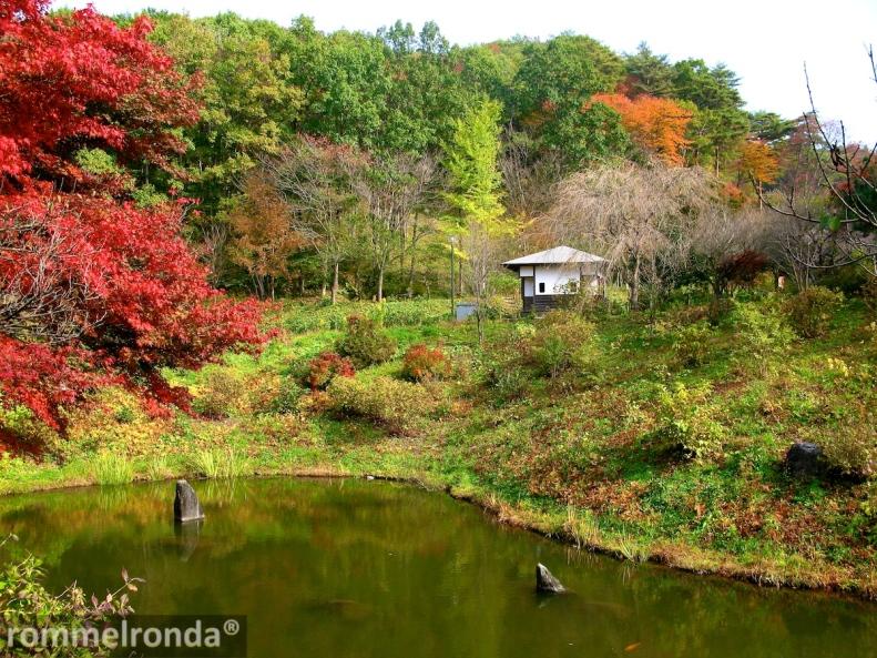 Shirakawa no seki (Shirakawa Barrier)