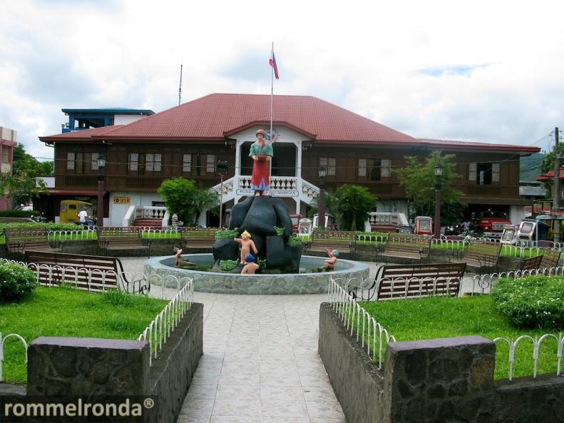 Guinobatan Municipal Hall