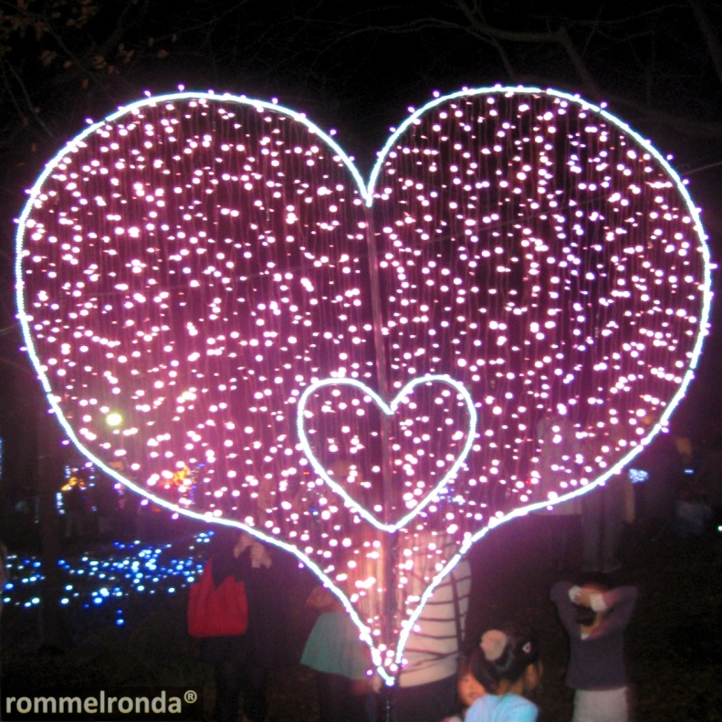 Festival of Lights 2009 @ Motofuchie Park