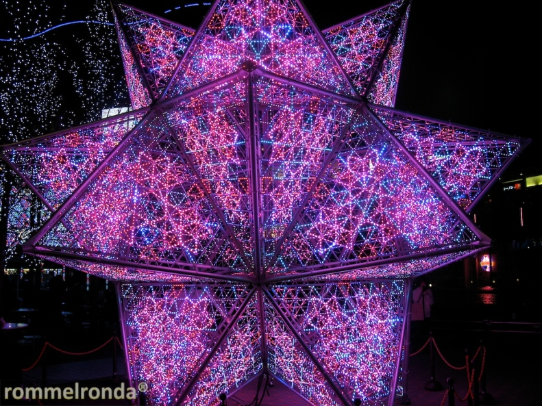 Winter Illumination 2008 @ LaQua