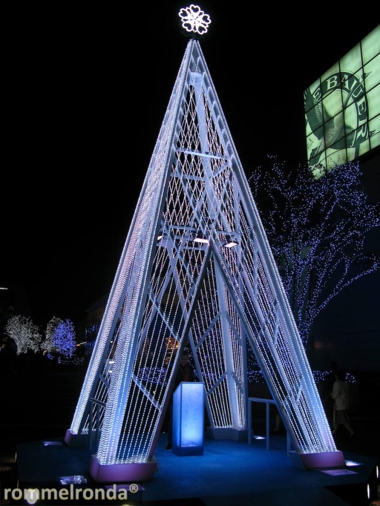 Shinjuku Southern Lights 2009
