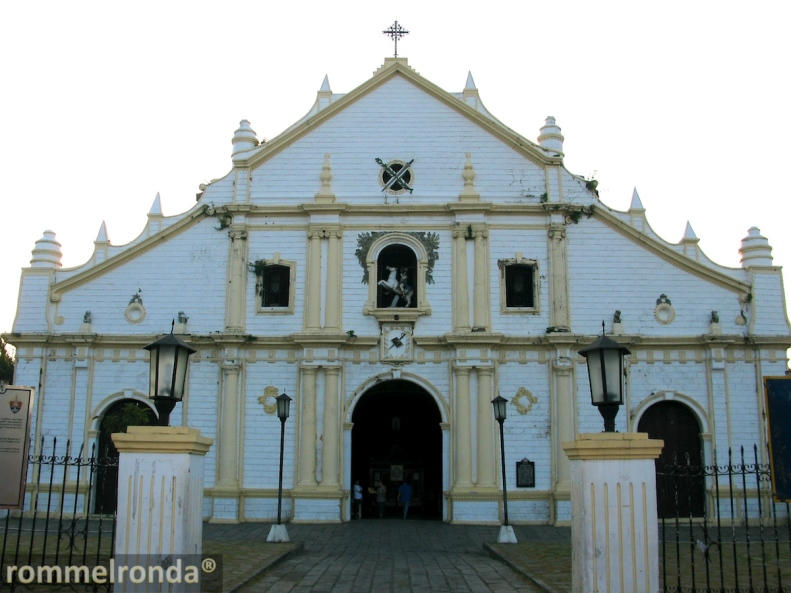 Facade of St. Paul Metropolitan Cathedral