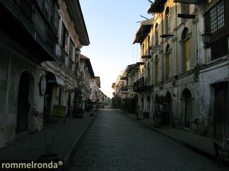 Calle Crisologo: Vigan Heritage Village
