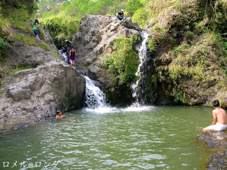 Bokong Falls