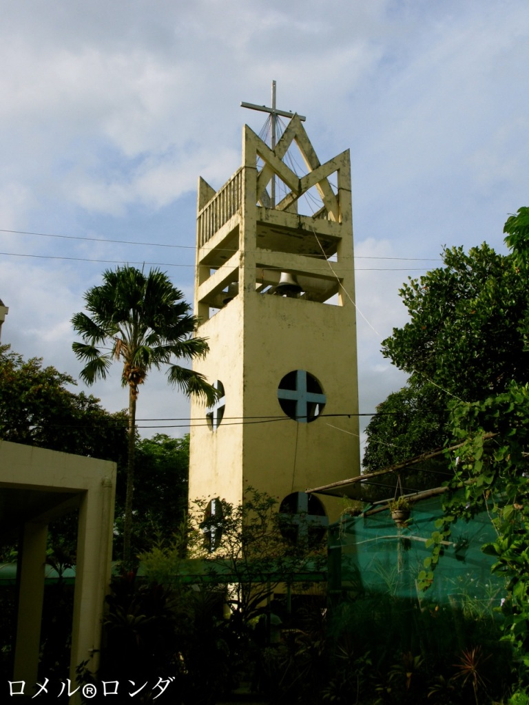 Immaculate Conception Parish Church Belltower