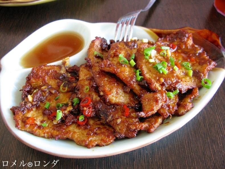 16-Spice Shantung Pork