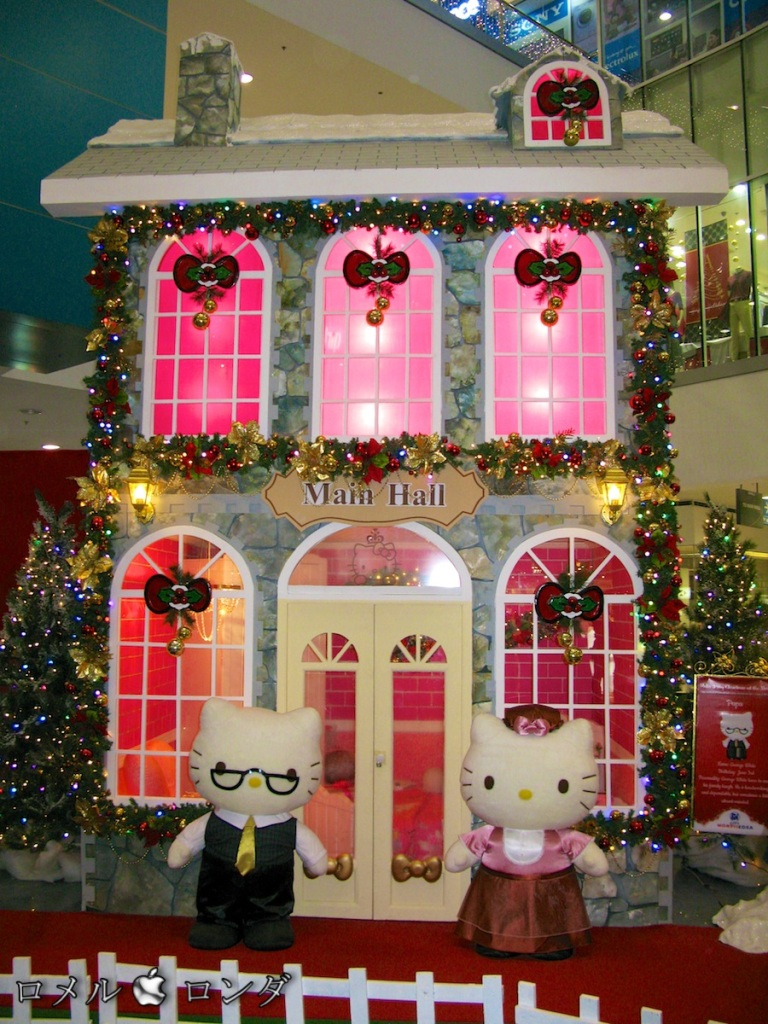 Hello Kitty Christmas 20