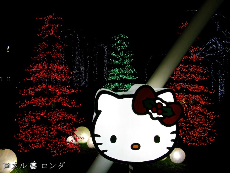 Hello Kitty Christmas 8