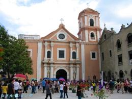 The Church of the Immaculate Conception of San Agustín in Intramuros, Manila