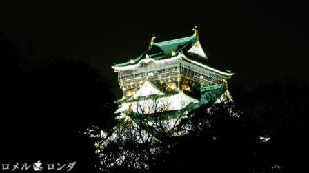 Osaka Castle 002