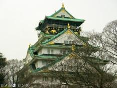 Osaka Castle 015