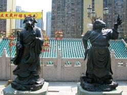 Wong Tai Sin Temple 007
