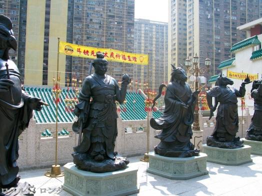 Wong Tai Sin Temple 008