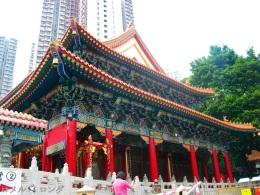 Wong Tai Sin Temple 036