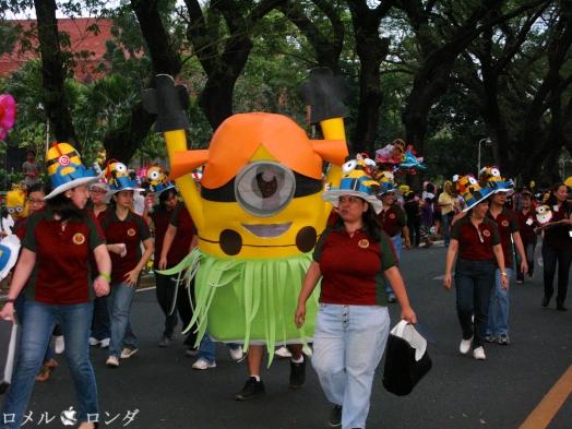 UP Lantern Parade 2013 018