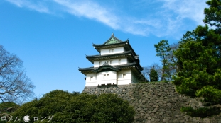 Tokyo Imperial Palace 008