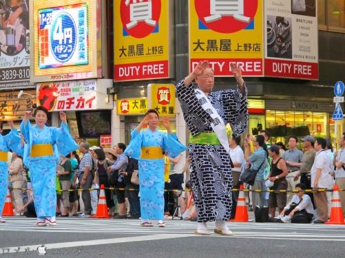 Ueno Summer Festival 016