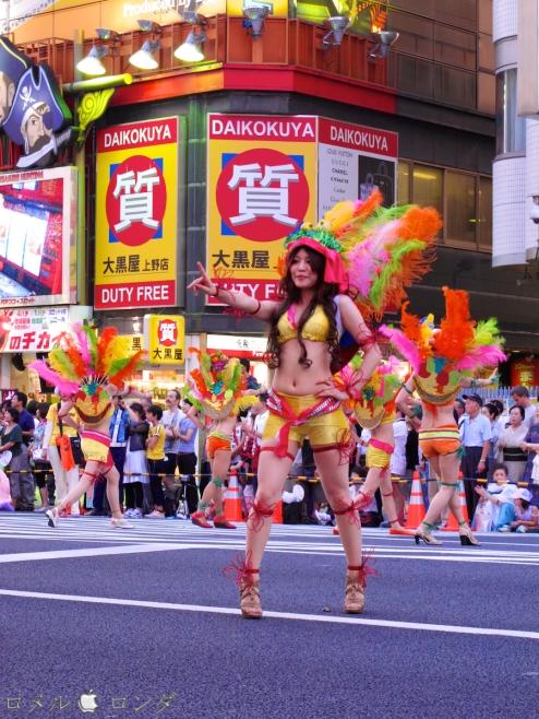 Ueno Summer Festival 028