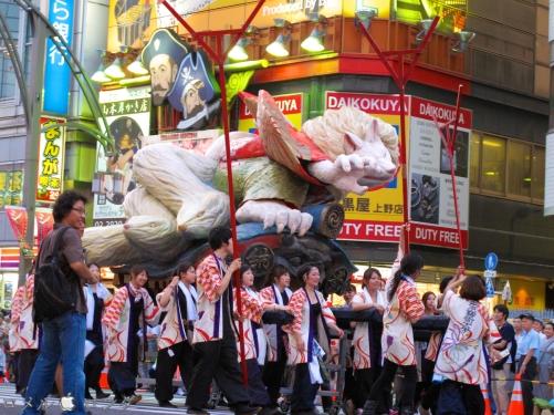 Ueno Summer Festival 036