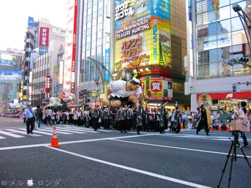 Ueno Summer Festival 042
