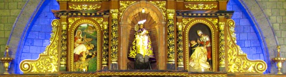St. Peter of Verona Parish Church of Hermosa, Bataan 001