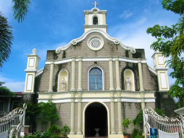 St. Peter of Verona Parish Church of Hermosa, Bataan 012