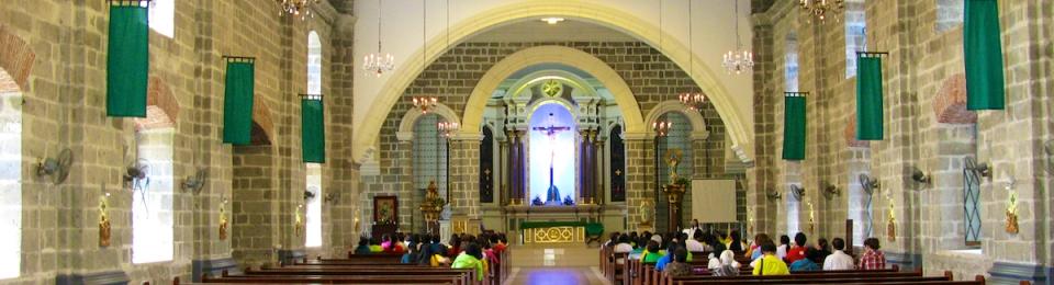 Our Lady of the Pillar Parish Church 001
